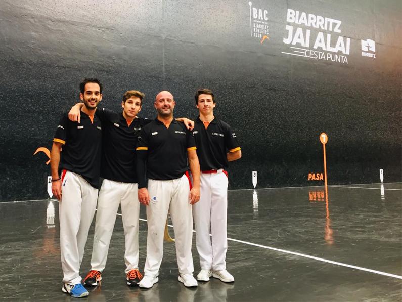La selecció catalana s'imposa a Iparralde per 7 victòries a 3